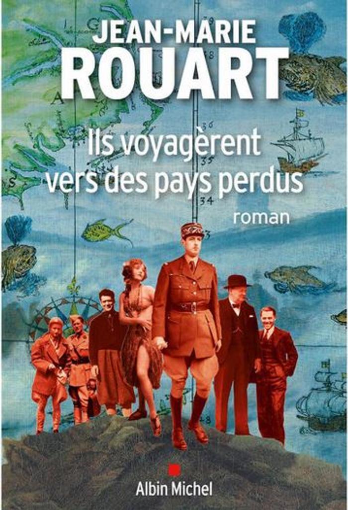 Ils voyagèrent vers des pays perdus   Rouart, Jean-Marie (1943) - Auteur du texte